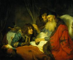 250px-isaac_blessing_jacob_-_govert_flinck.jpg